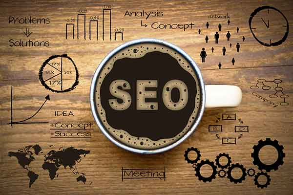 Search Engine Optimization SEO withOnline on Tenerife